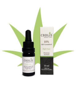 Bio-CBD-Öl-10%-bio-highclass-1000mg-CBDLIS-aromaöl